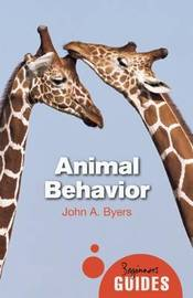 Animal Behavior by John Byers