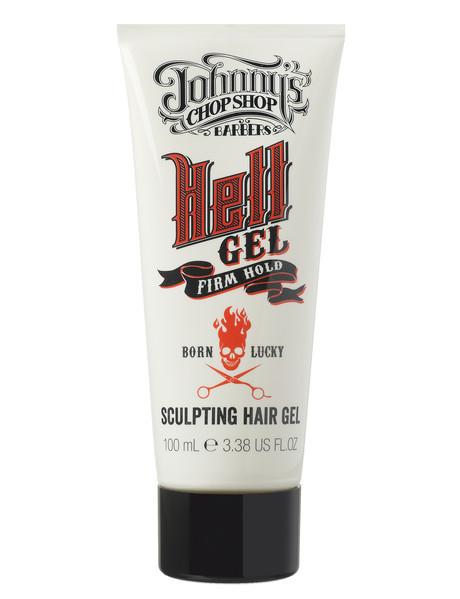 Johnny's Chop Shop - Hell Gel Sculpting Hair Gel (100ml)