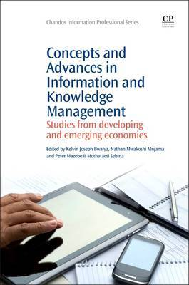 Concepts and Advances in Information Knowledge Management image