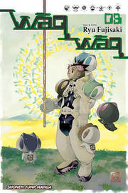 Waqwaq, Vol. 3 by Ryu Fujisaki image