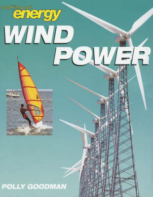 Looking At Energy: Wind Power by Polly Goodman image