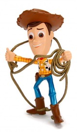 "Jada Metals: Toy Story Woody – 4"" Die-Cast Figure"