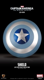 Marvel: Captain America Shield (Blue Ver.) - Life Size Replica