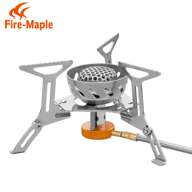 Firemaple FMS-121 Spark Wind-Resistant Remote Stove Cooker image