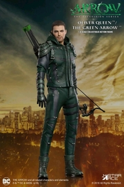 Arrow: Green Arrow (Oliver Queen) - 1/8 Action Figure