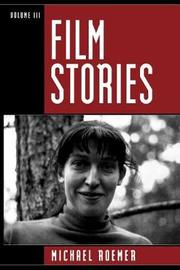 Film Stories by Michael Roemer image