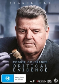 Robbie Coltrane's Critical Evidence: Season 1 on DVD
