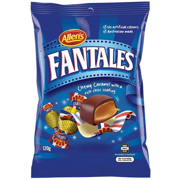 Allens Fantales (120g)