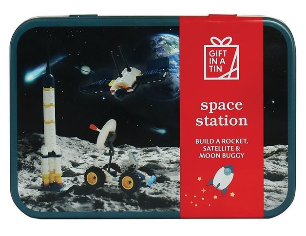 Apples To Pears: Space Station In A Tin - Building Kit
