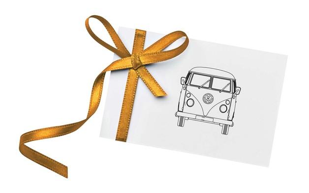 "Corgi: 1/43 VW Camper ""Just Married"""