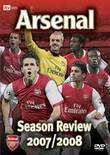 Arsenal - Official Season Review: 2007/08 on DVD