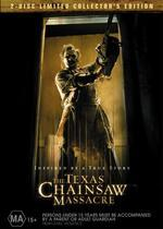 Texas Chainsaw Massacre, The - 2 Disc Limited Collector's Edition (2003) on DVD
