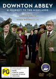 Downton Abbey: Journey to the Highlands DVD