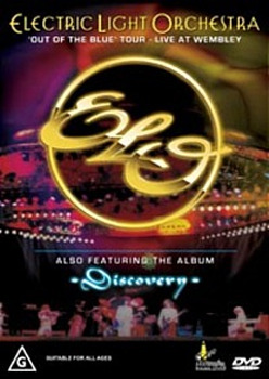 Elo - Live At Wembley 1978 on DVD