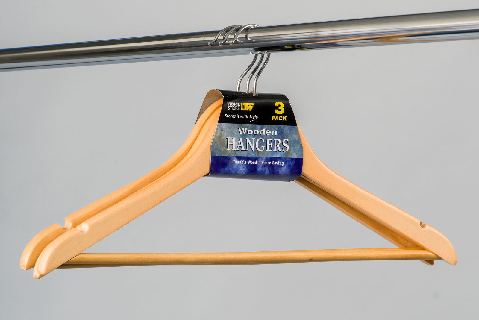 L T Williams Wooden Suit Hanger 2 Pack At Mighty Ape Nz