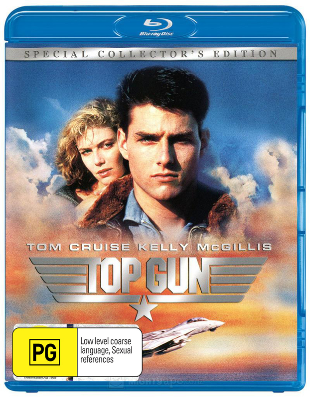 Top Gun on Blu-ray