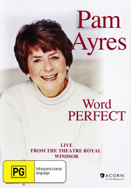 Pam Ayres - Word Perfect: Live At The Theatre Royal Windsor on