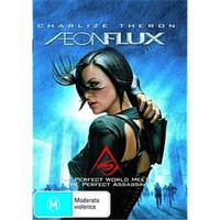 Aeon Flux on DVD