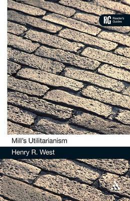"""Mill's """"Utilitarianism"""" by Henry R. West image"""