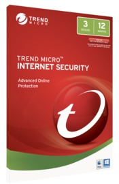 Trend Micro: Internet Security 2017 - (1-3 Devices) 1 Year OEM (No CD Media)