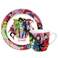 Marvel Mug & Saucer