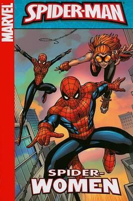Spider-man: Spider-women by Paul Tobin image