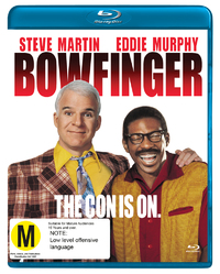 Bowfinger on Blu-ray