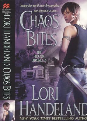 Chaos Bites (Phoenix Chronicles #4) by Lori Handeland image