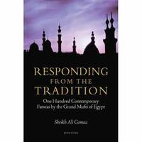 Responding from the Tradition by Ali Gomaa image