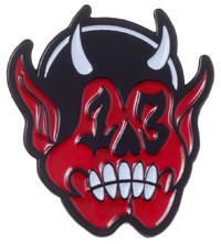 Sourpuss: Kustom Kreeps - Devil Enamel Pin