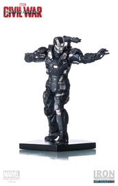Marvel: War Machine (Civil War Ver.) 1:10 Scale Statue