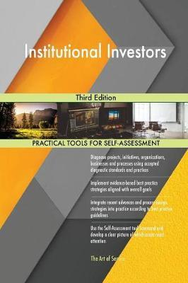 Institutional Investors Third Edition by Gerardus Blokdyk image
