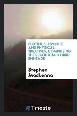 Plotinus by Stephen MacKenna