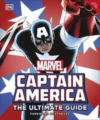 Captain America Ultimate Guide New Edition by Matt Forbeck