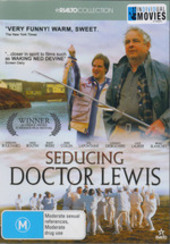 Seducing Doctor Lewis on DVD