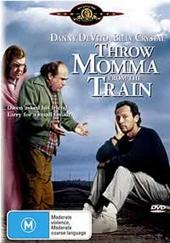 Throw Momma From The Train on DVD