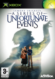 Lemony Snicket's A Series of Unfortunate Events for Xbox image
