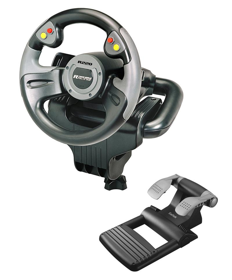 Saitek  R220 Digital Wheel image
