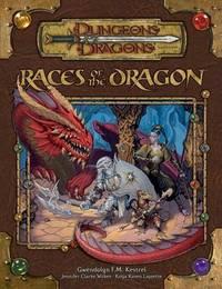 Races of the Dragon by Gwendolyn F.M. Kestrel image