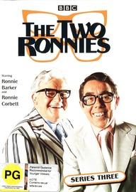 Two Ronnies, The - Series 3 on DVD