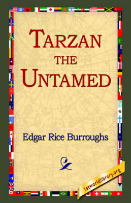 Tarzan the Untamed by Edgar , Rice Burroughs