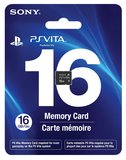 Playstation Vita 16GB Memory Card for PlayStation Vita