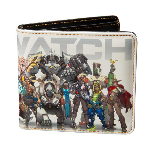 Overwatch Lineup Wallet