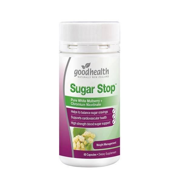 Good Health Sugar Stop (60 Capsules)