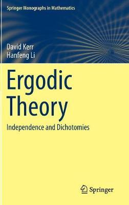 Ergodic Theory by David Kerr image