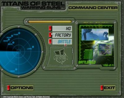 Titans of Steel Warring Suns for PC Games image
