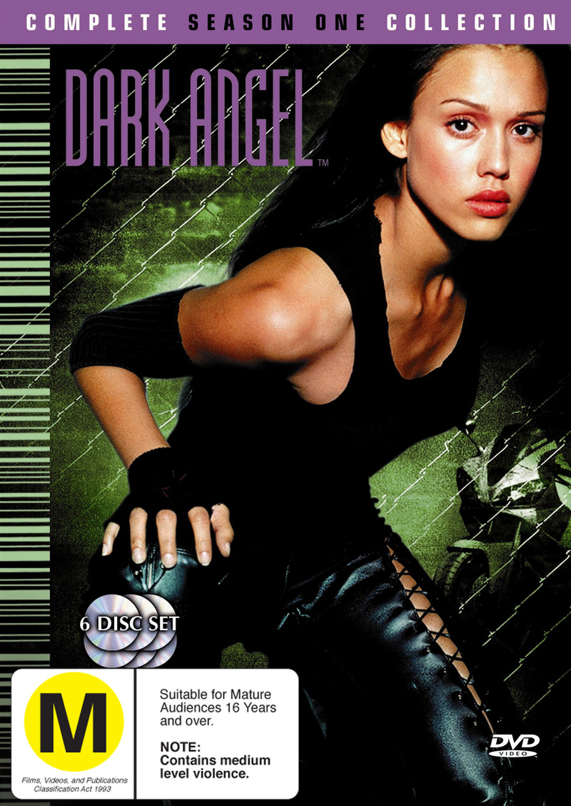 Dark Angel - Complete Season 1 (6 Disc Set) on DVD image