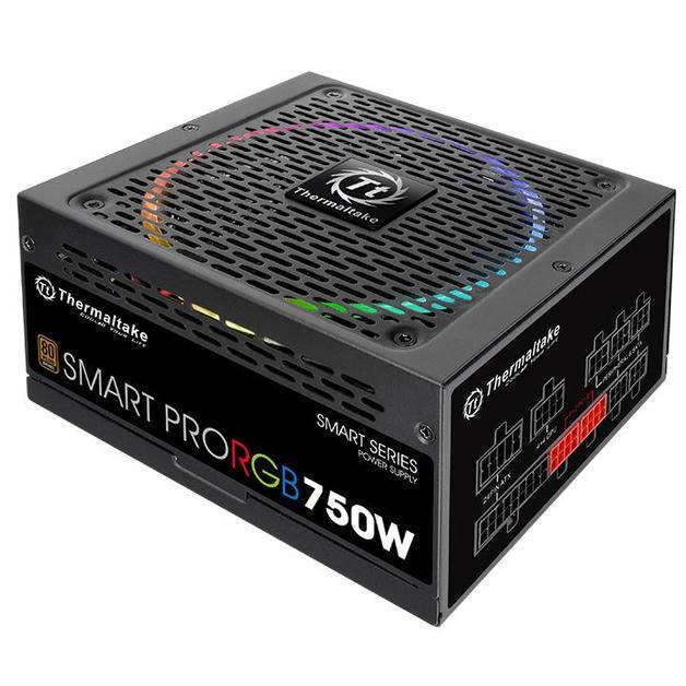 Thermaltake: Smart Pro - RGB 750W Bronze Fully Modular Power Supply