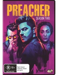 Preacher Season 2 on DVD