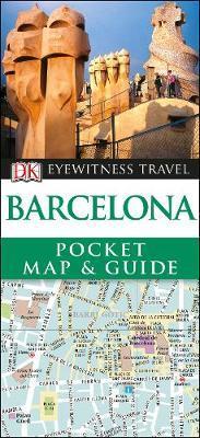DK Eyewitness Barcelona Pocket Map and Guide by DK Eyewitness